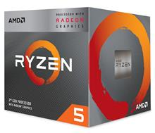 AMD RYZEN 5 3400G 3.7GHz AM4 Desktop CPU